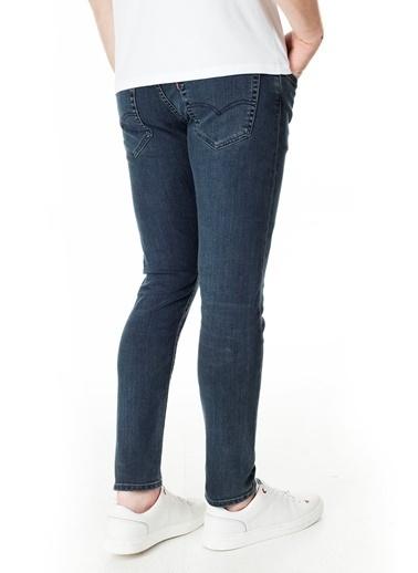 Levi's® Erkek Jean Pantolon 512 Slim Taper Fit 28833-0279 Lacivert